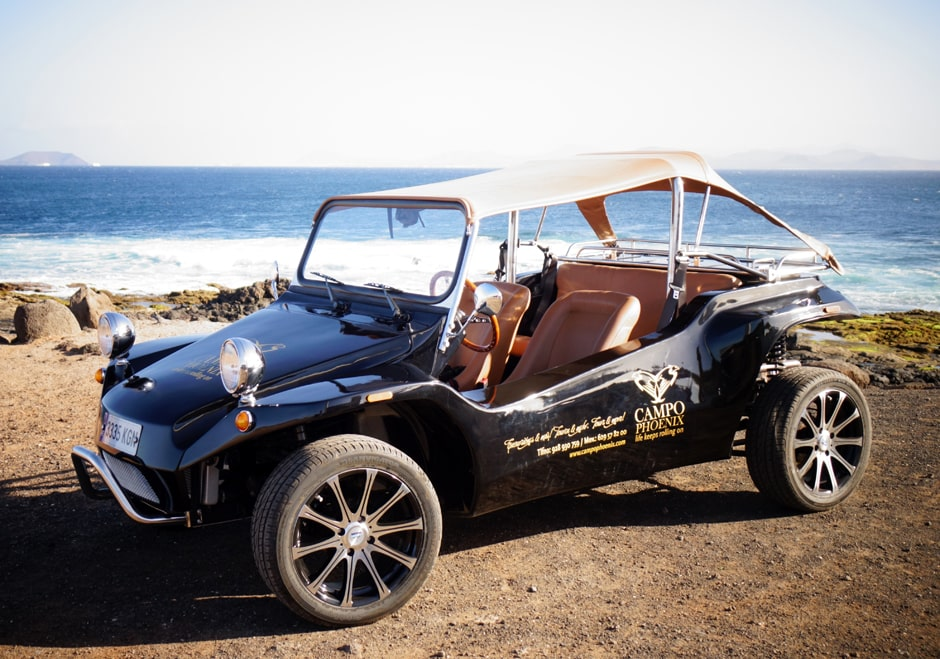Vintage Beach Buggy Touren