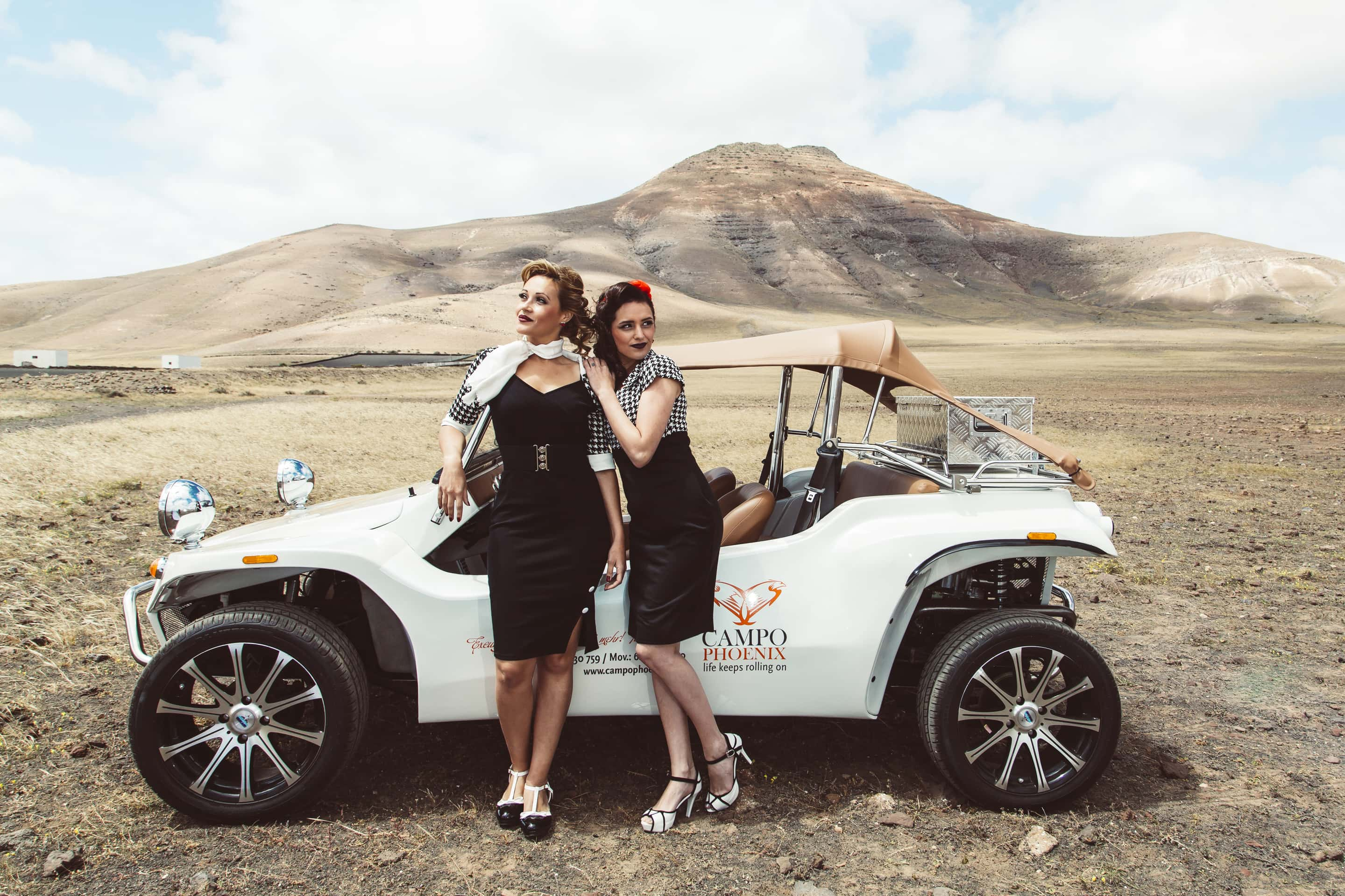 Vintage Beach Buggy VIP Touren